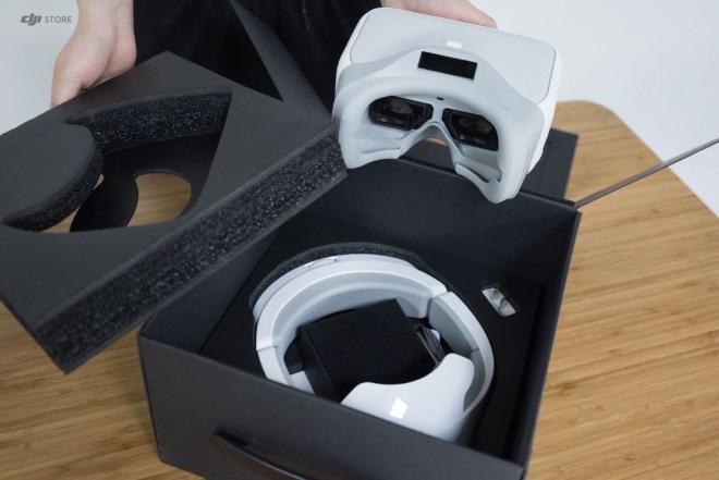 Как подключить к mavic combo очки гуглес посадочные шасси черные к бпла mavic pro