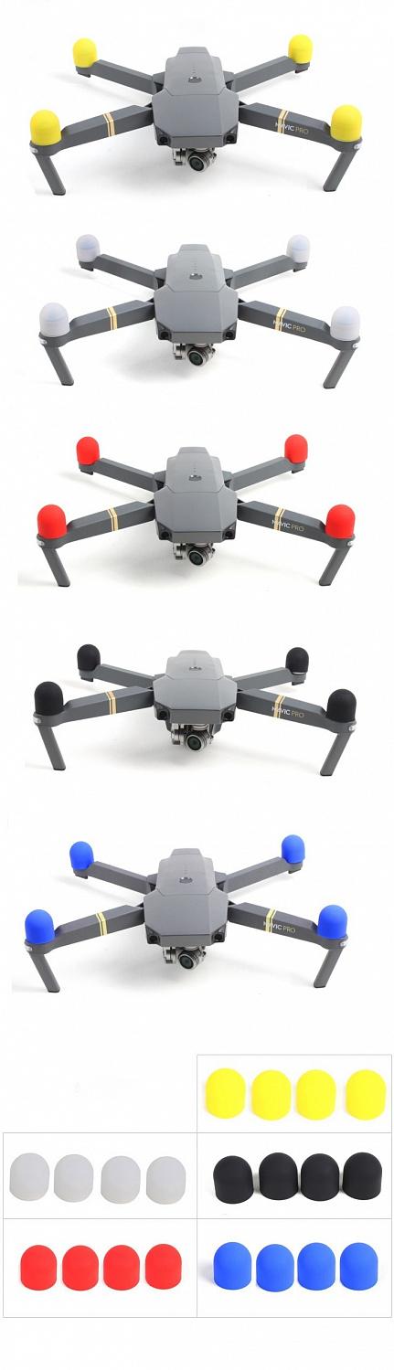 Посмотреть крышки для моторчиков мавик заказать набор фильтров для камеры спарк комбо