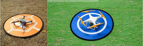 Площадку для взлета посадки квадрокоптера шасси dji phantom 4