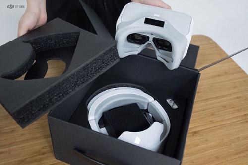 Заказать очки dji для беспилотника в назрань металлический кейс combo большой вместимости